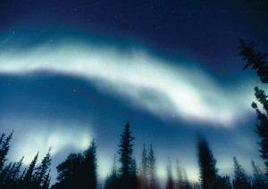 aurora viewing tours in Yellowknife, NWT