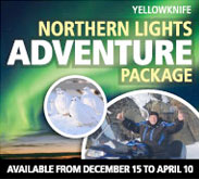 Northern Light Adventure Package